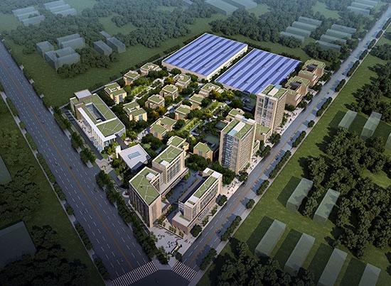 双流:共建研究院产业园 成都信息工程大学两项目年底开工图片